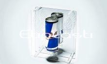 Expositor de acrílico para energético