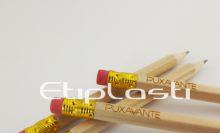 Lápis com gravação a laser