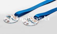 Medalha de acrílico