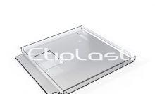 Expositor de acrílico para notebook