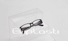 Expositor para óculos de acrílico