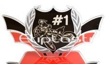 Troféu motocross