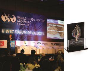 Etiplasti presente no II WTC Fórum de Energia